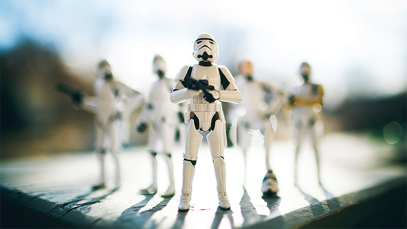 Stormtroopers | Studio Orange Photography | wedding and portrait photographer in Lincoln, Nebraska